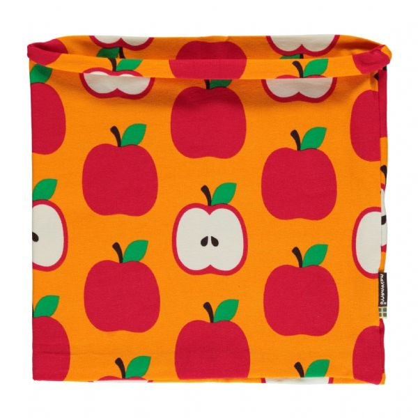 Maxomorra Apples Tube Scarf